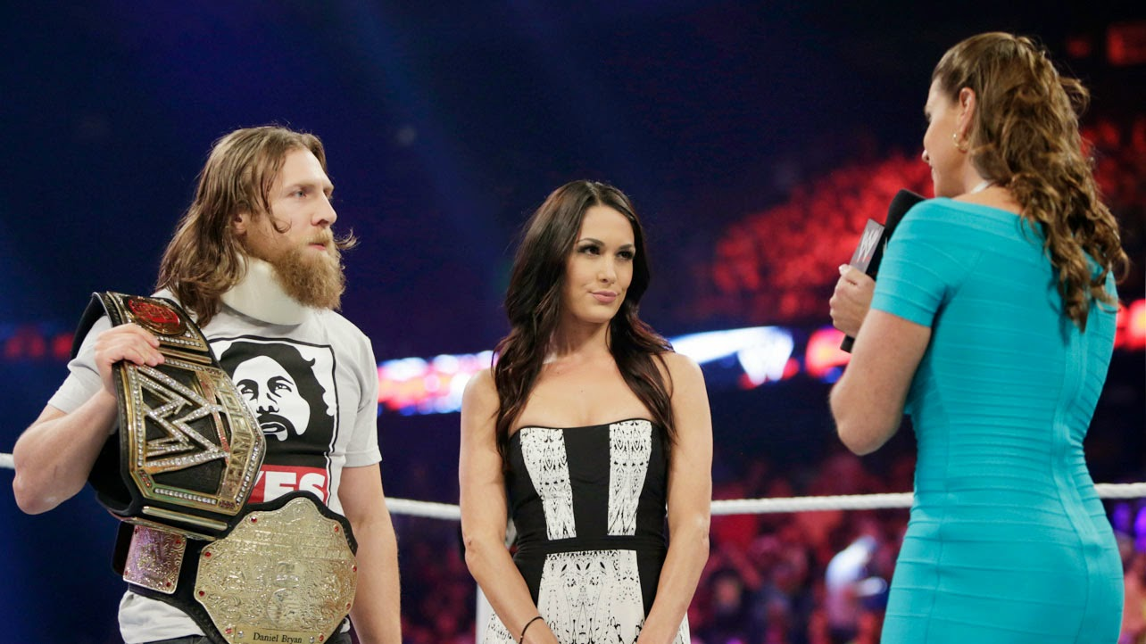 The Wrestling Blog: Occupy Titan Towers: Why Stephanie ...