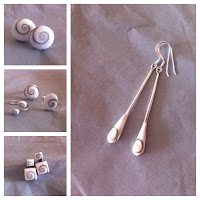 Operculum Rings and Earrings!