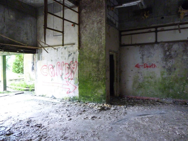 abandoned building safety