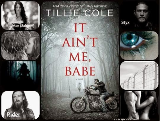 It ain't me babe (Hades Hangmen #1) by Tillie Cole