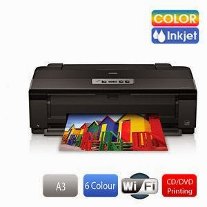 takes photograph printing to the adjacent degree of functioning Download Driver Epson Artisan 1430