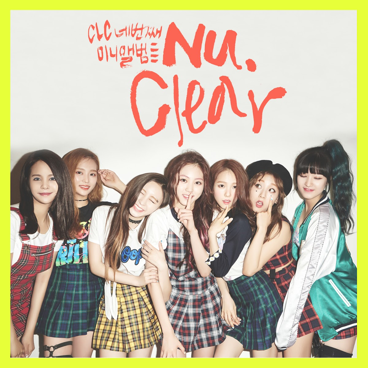 CLC Nu Clear Cover