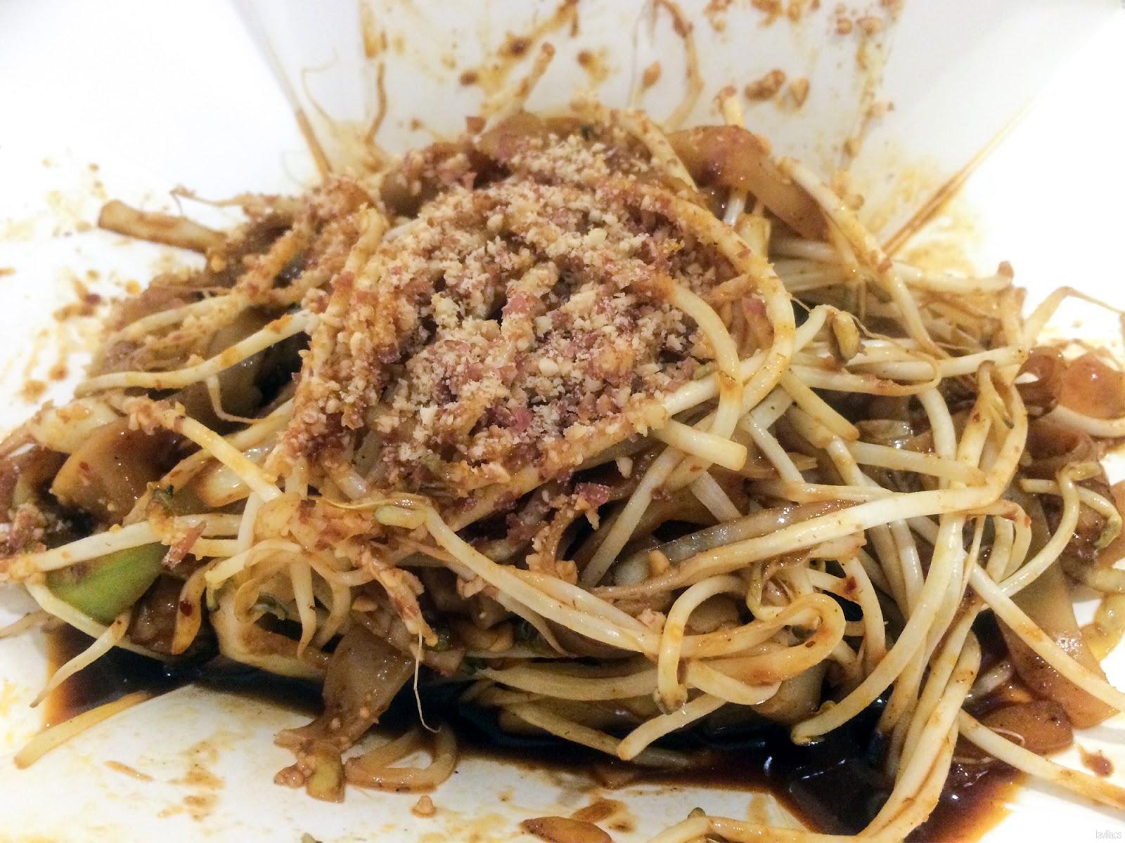Seoul, Korea - Summer Study Abroad 2014 - Edae Noodle Box Migoreng