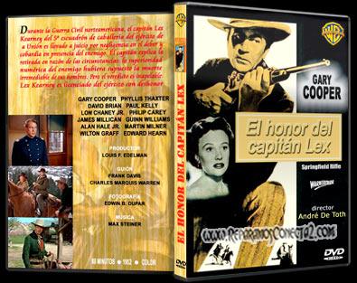 El Honor del Capitan Lex [1952] Descargar cine clasico y Online V.O.S.E, Español Megaupload y Megavideo 1 Link