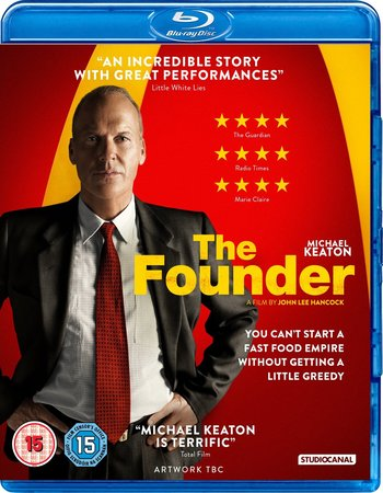 The Founder (2016) Dual Audio 720p