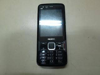 Nokia N82 Rusak Buat Kanibalan