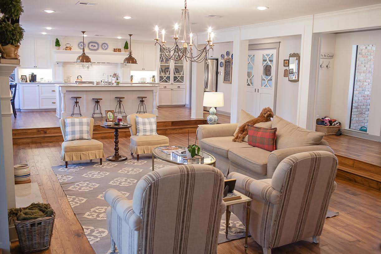 Inside A Fixer Upper Client's Home After The Show  Rachel