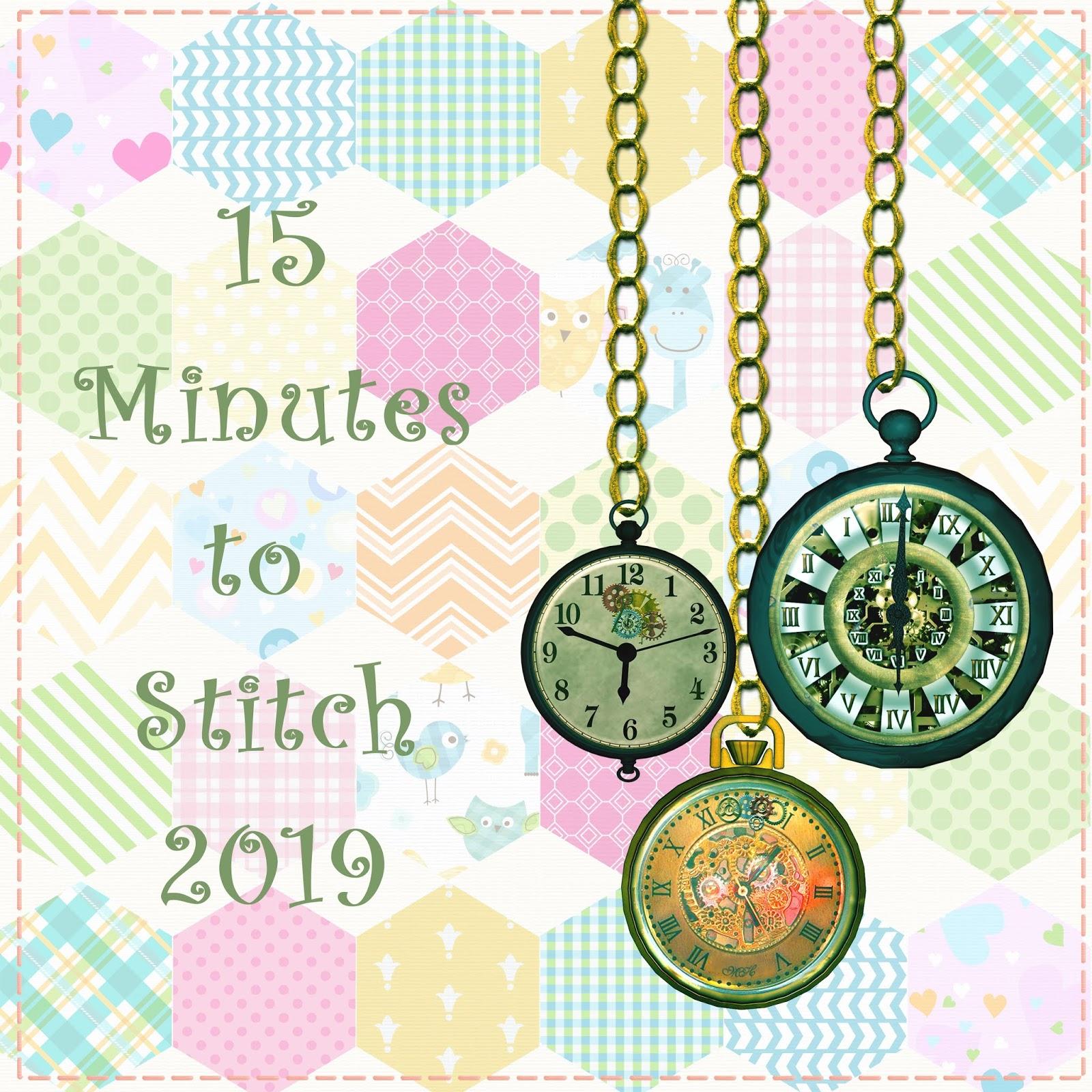 15 Minutes to Stitch