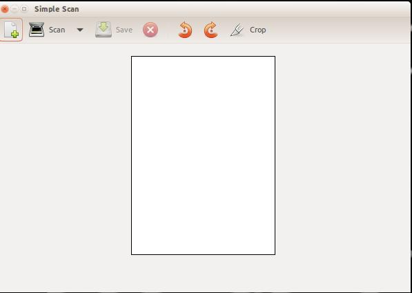 Cara Scan Photo di Ubuntu Menggunakan Printer HP Deskjet