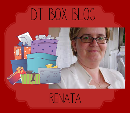 Inspiruję dla DT Box Blog