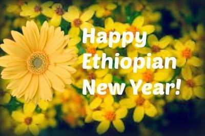 Happy Ethiopian New Year!