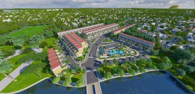 Trần Anh Riverside: Cơ hội đầu tư cực kỳ hấp dẫn
