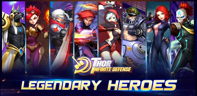 Thor: Infinite Defense for Android Gratis