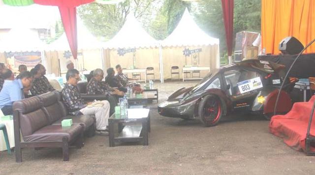 Aceh produksi Mobil Tenaga Listrik