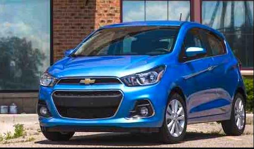 2019 Chevrolet Spark Specs Chevrolet Specs