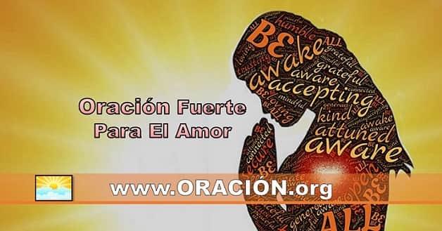 Oración Fuerte para el Amor Atraer Amor Verdadero oraciones