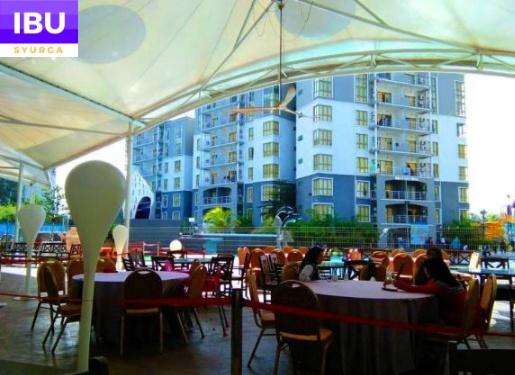 Gold Coast Melaka Resort tempat lepak