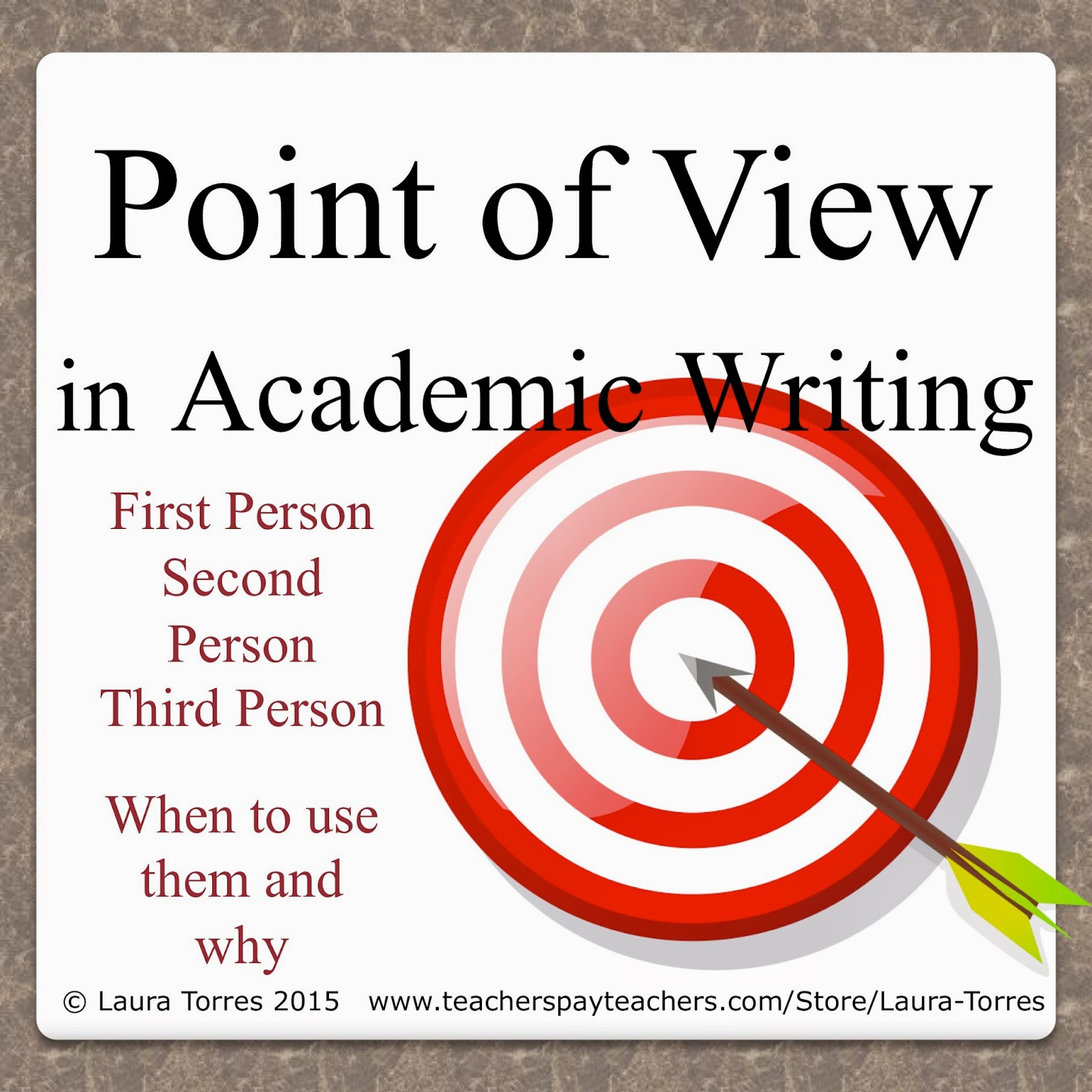 https://www.teacherspayteachers.com/Product/Point-of-View-in-Academic-Writing-1798737