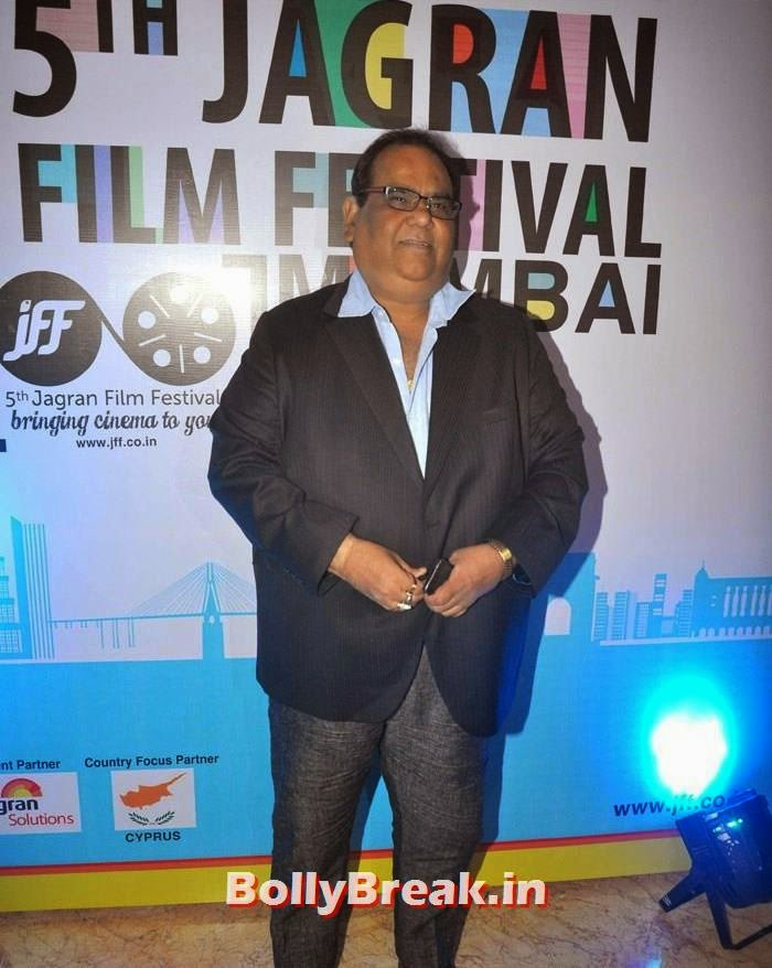 Satish Kaushik, 5th Jagran Film Festival Red Carpet Pics