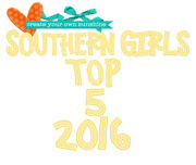TOP 5 OVER AT SOUTHERN GIRLS CHALLENGE