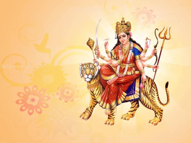 Durga Mata Wallpaper