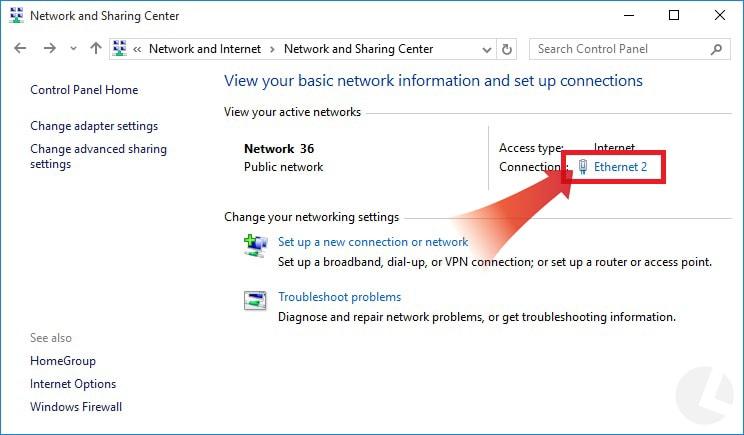 Cara Mudah Mengetahui IP Address Komputer / Laptop Kita