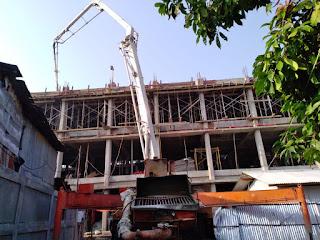 Biaya Cor Dak Rumah Beton Per M3 Jakarta Timur 2018