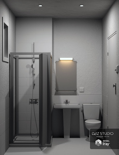 The Bathroom, BEFORE and AFTER