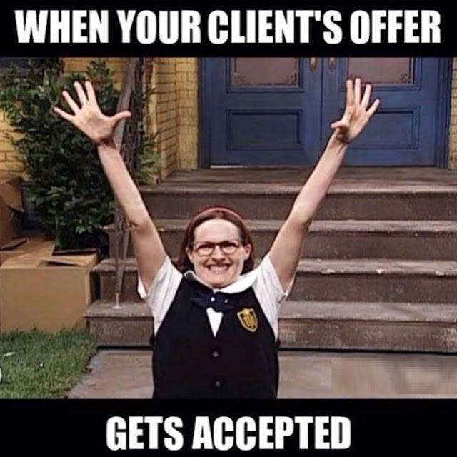 Funny Real Estate Memes - Clients Offer