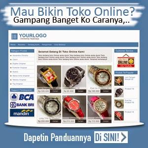 Design Toko Online