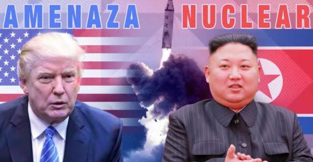 Donald Trump dice que 'se le acabó la paciencia con Corea del Norte'