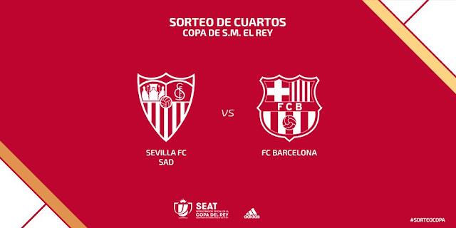Sevilla Barcelona Copa