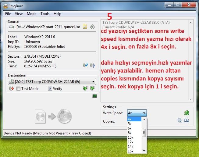 windows-cd-hazırlama-resimli-anlatım