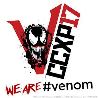 """Primer poster oficial de la película de """"Venom"""""""