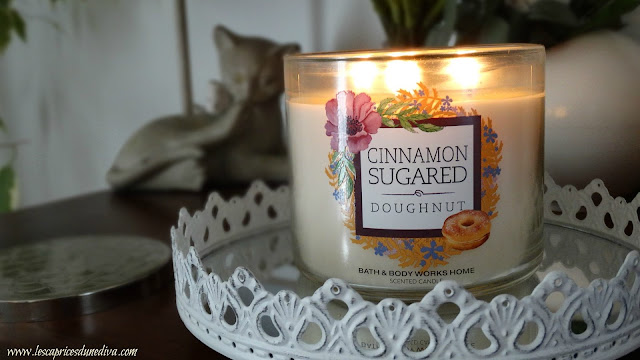 avis Cinnamon Sugared Doughnut de Bath & Body Works