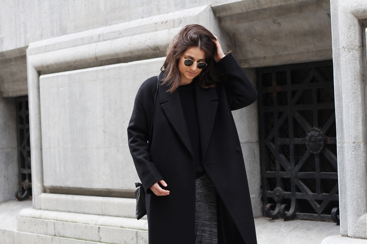 COS WOOL COAT