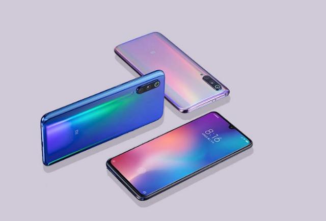 Download Wallpaper  Xiaomi Mi 9 Stock Dalam Resolusi Tinggi 2