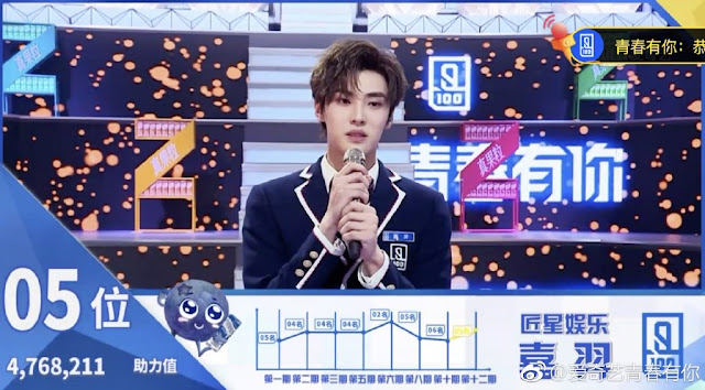 idol producer 2 qing chun you ni jia yi