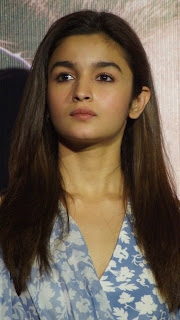 Cute and Beautiful Alia Bhatt at Launch of Udta Punjab Trailer