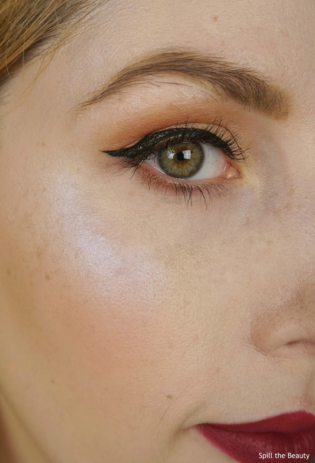 cover fx custom enhancer drops liquid highlighter halo tops of cheeks eyeliner lips