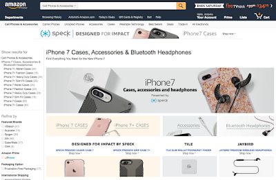 Whoops, Amazon accidentally leaked images of the iPhone 7 before Apple