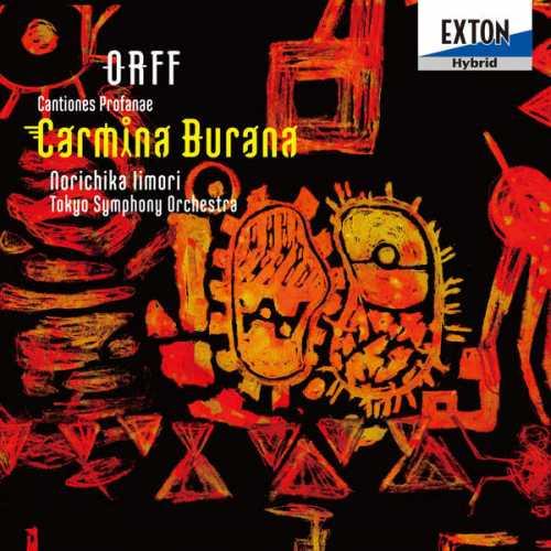 [Album] ヴァリアス・アーティスト – オルフ:世俗カンタータ 「カルミナ・ブラーナ」 (2015.04.29/MP3/RAR)