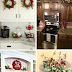 Christmas kitchen decorations and accents