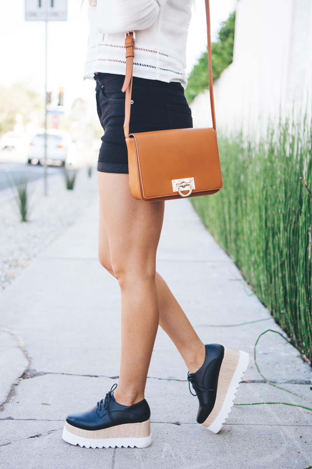 Platform Oxfords -- Style Blogger @taylorwinkelmeyer