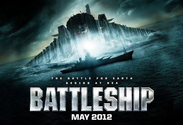 Battleship Poster In Photoshop CS6