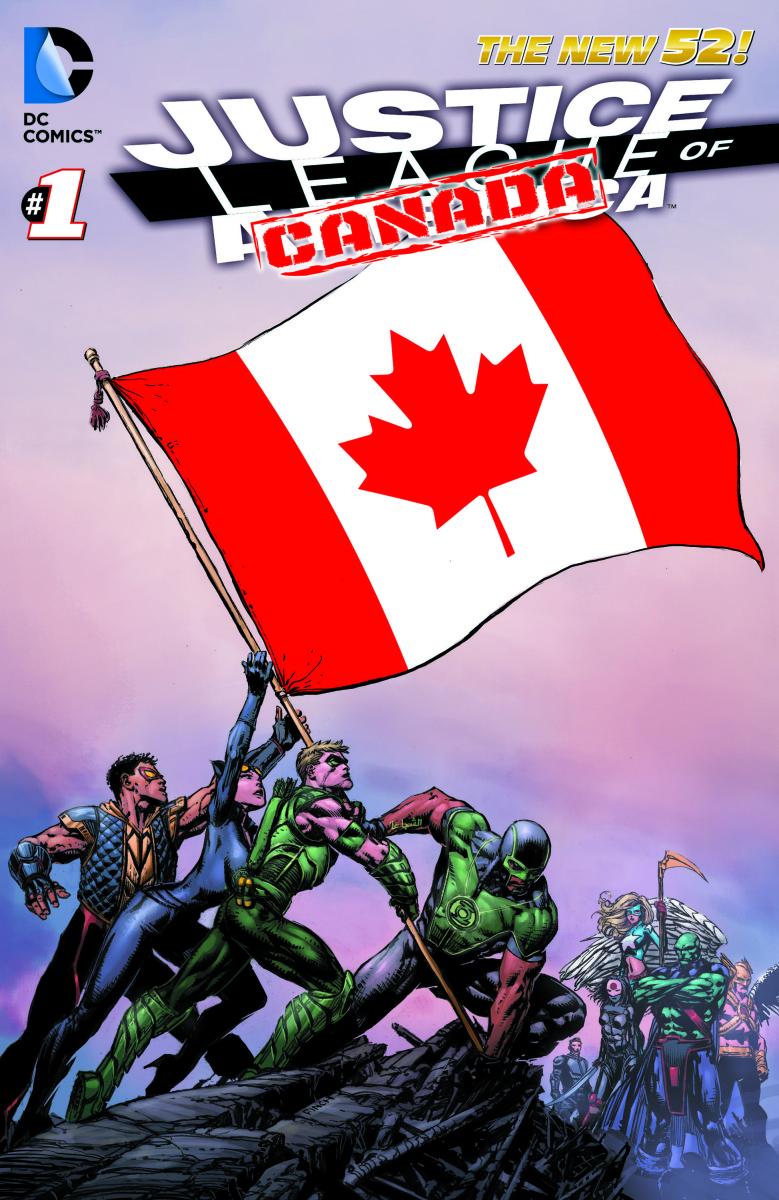 Justice League Canada