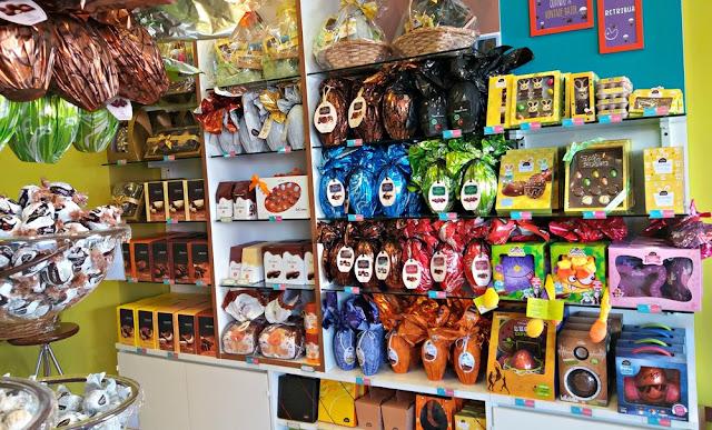 Há menos de 20 dias para Páscoa, procura por ovos de chocolate é baixa em Cacoal