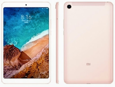 Xiaomi Mi Pad 4 with 8-inch Display, Snapdragon 660 launched in China