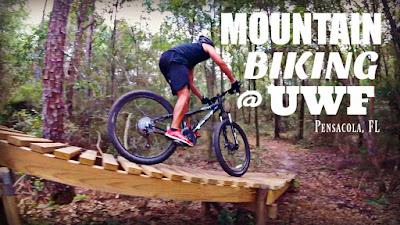 Mountain Biking UWF, Mountain Biking Pensacola, Beachbody Performance Ironman, mountain biking hydration, Beachbody Coach, Beachbody Performance Ironman