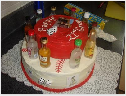 Top 21st Birthday Cake Ideas Birthdaycakes Pw